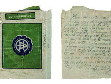 De una cajetilla de tabaco como despedida al 'Cara al sol' de las presas: los objetos que hablan de la represión franquista