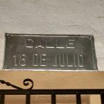 Calle 18 de julio - Villalpardo