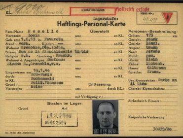 Se busca a los descendientes del valenciano Fernando Navarro para que hereden el reloj que le requisaron los nazis en el campo de Buchenwald