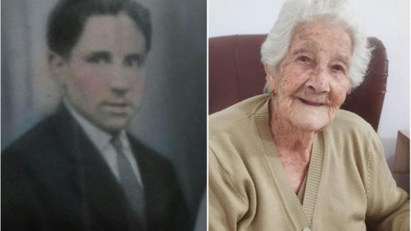 Paula, de 89 años, encuentra por fin a su padre, fusilado tras la histórica fuga de presos del fuerte de San Cristóbal en 1938