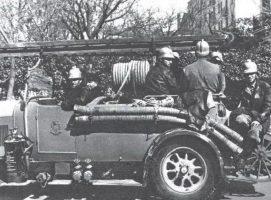 Los bomberos republicanos represaliados por el franquismo