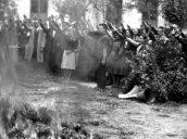 El 'bibliocausto' español, la quema de libros por el franquismo durante la guerra y la posguerra
