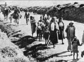 El llanto niño del anciano Juan Ochoa en la Carretera de la Muerte
