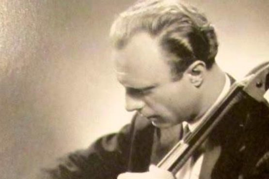 El músico que Franco encerró en Rianxo