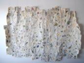 Una manta para arropar a las víctimas del franquismo enterradas en fosas comunes