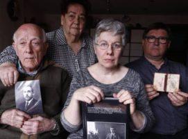 Manuel Lapeña muere a los 97 años esperando las exhumaciones del Valle de los Caídos