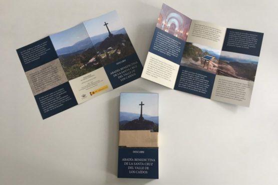 ARMH dispuesta a donar 20.000 trípticos para mejorar la información en las visitas al Valle de los Caídos